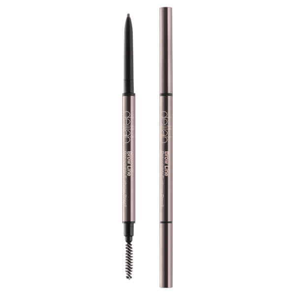 delilah Retractable Eye Brow Pencil with Brush (Various Shades)