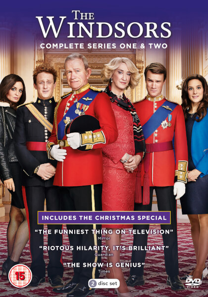 The Windsors - Series 1-2 + Christmas Special