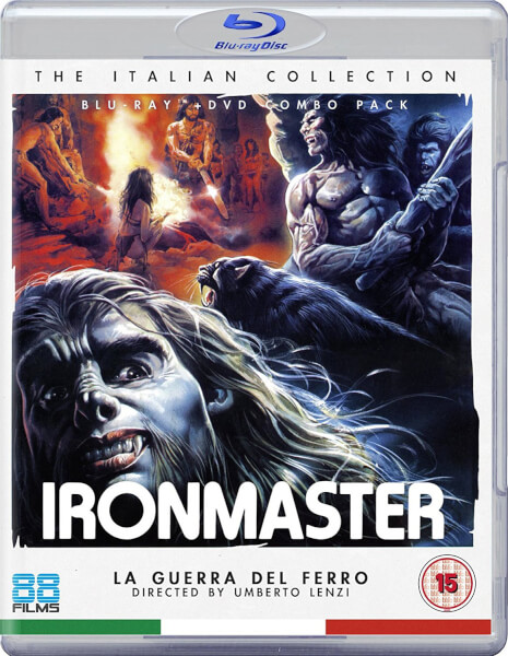 Ironmaster - Dual Format (Includes DVD)