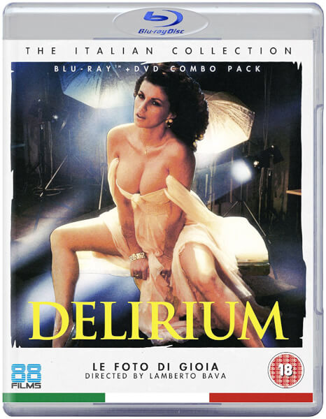 Delirium - Dual Format (Includes DVD)