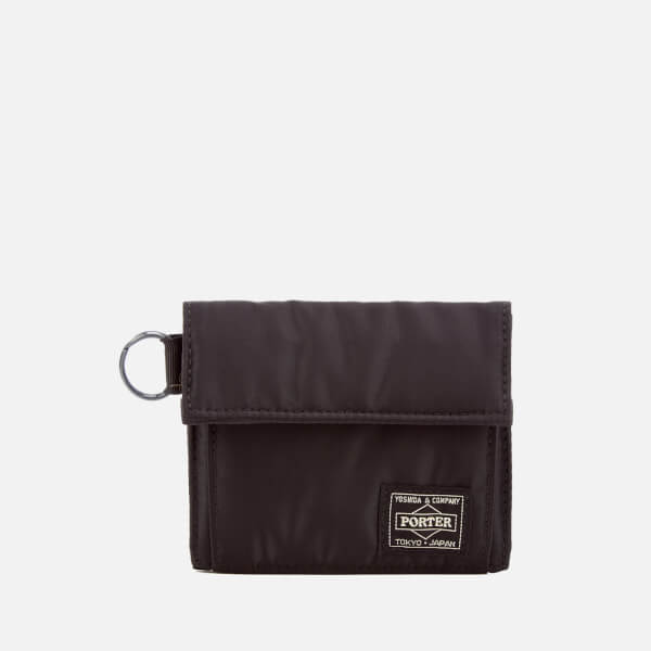Porter-Yoshida & Co. Men's Tanker Wallet - Black