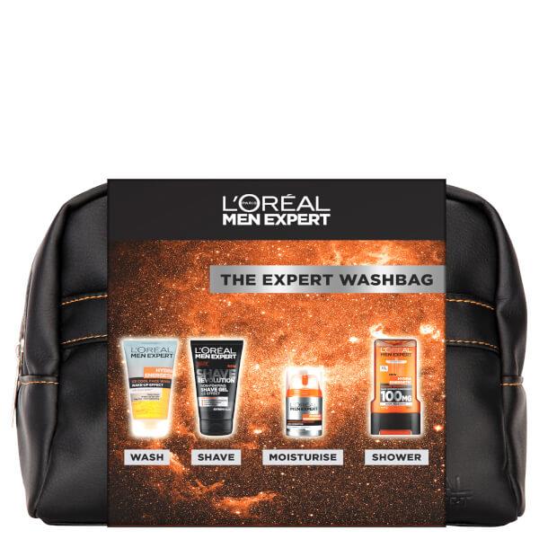 L'Oreal Men Expert Hydra Energetic Wash Bag Gift Set