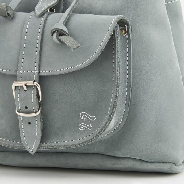 e2c6023b99 Grafea Women s Elizabeth Small Nubuck Backpack - Arctic Grey  Image 4