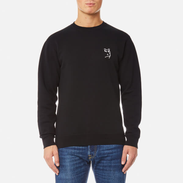 Edwin Men's Otokodate Sweatshirt - Black