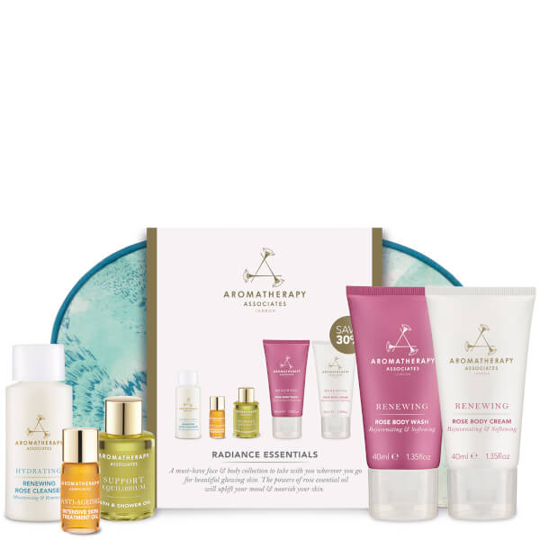 Aromatherapy Associates Radiance Essentials Gift Set