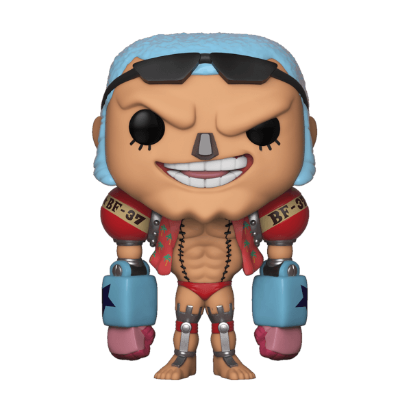 One Piece Franky Pop! Vinyl Figur