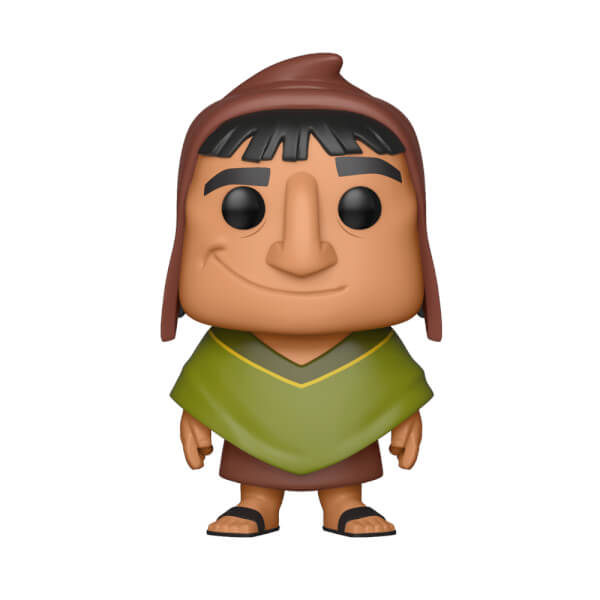 Emperor S New Groove Pacha Pop Vinyl Figure Pop In A Box Uk