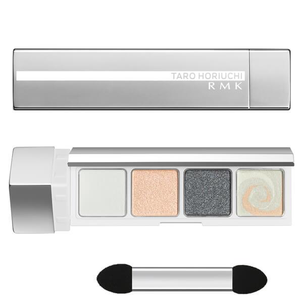 RMK FFFuture Eyeshadow Palette - Na Cotton White 2.8g