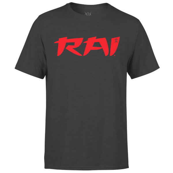 Valiant Comics Rai Logo T-Shirt - Charcoal