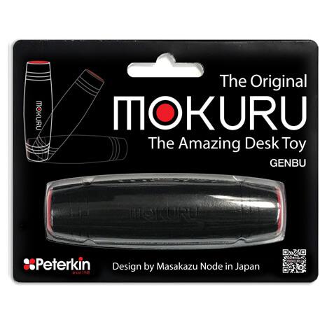 Mokuru Genbu Desk Toy - Black