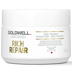 Goldwell Dualsenses Rich Repair 60 Second Treatment 200ml