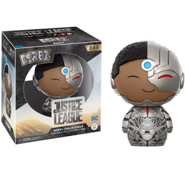 Justice League Cyborg Dorbz Vinyl Figure
