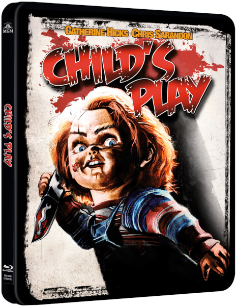 Child's Play - Zavvi Exclusive Limited Edition Steelbook