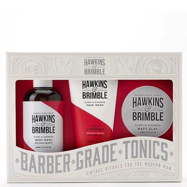 Hawkins & Brimble Root to Top Set (Worth £27.85)