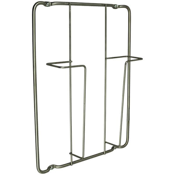 Capventure Frame-1 Magazine Wall Rack - Stainless Steel