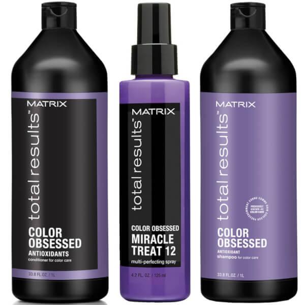 Matrix Total Results Color Obsessed Bundle