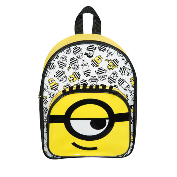 Despicable Me 3 Minions Backpack - Yellow
