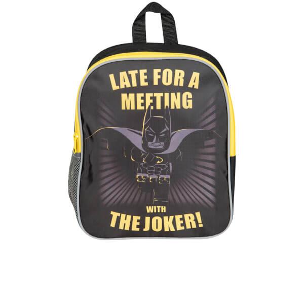 Lego Batman Backpack - Black