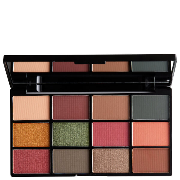 nyx professional makeup in your element shadow palette. Black Bedroom Furniture Sets. Home Design Ideas