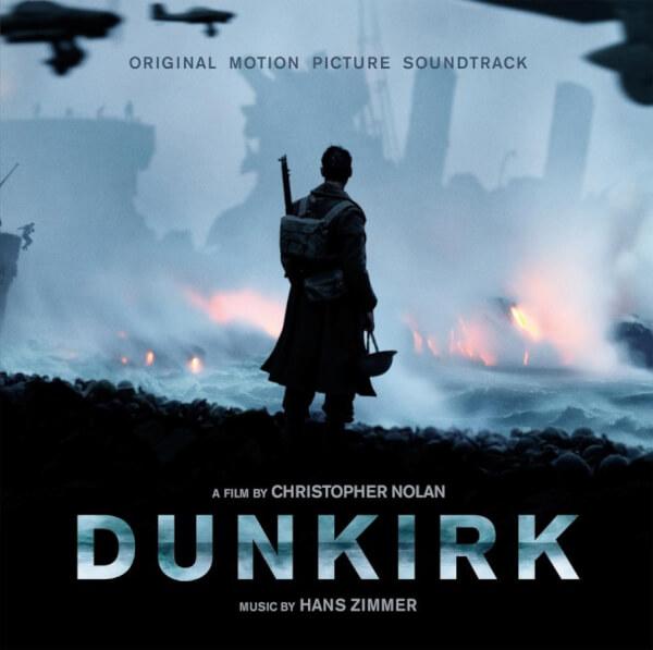 Dunkirk OST - Music by Hans Zimmer LP