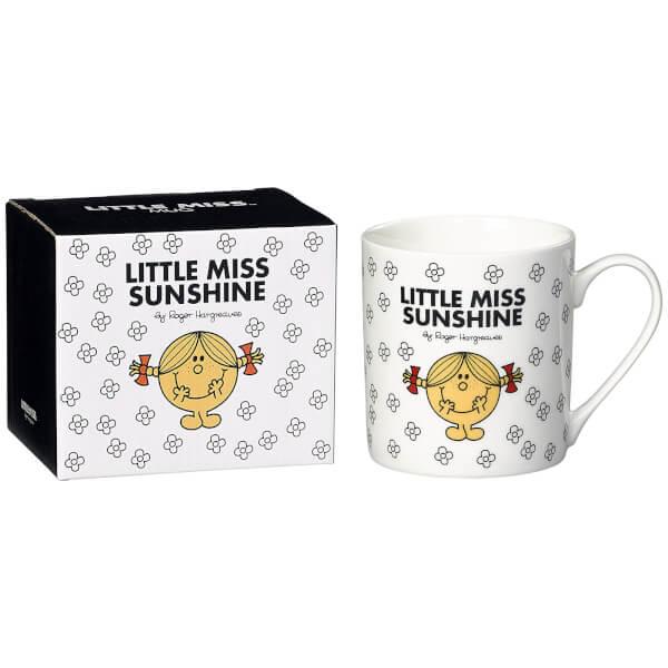 Mr. Men Little Miss Sunshine Mug