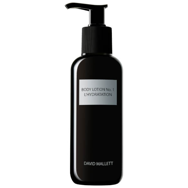 David Mallett Body Lotion No.1 L'Hydratation 250ml