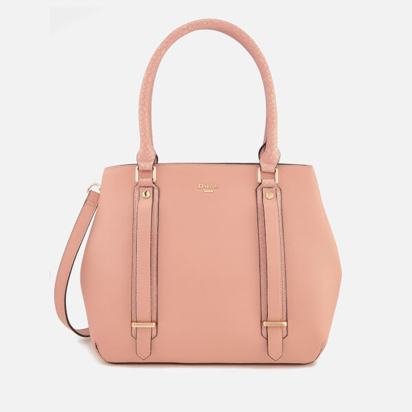 Dune Women's Dylier Tote Bag - Blush