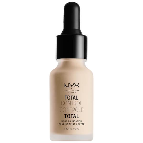 NYX Professional Makeup Total Control Drop Foundation (Various Shades)