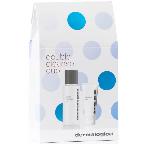 Dermalogica Double Cleanse Duo (Worth £22.00) | Free Shipping ...