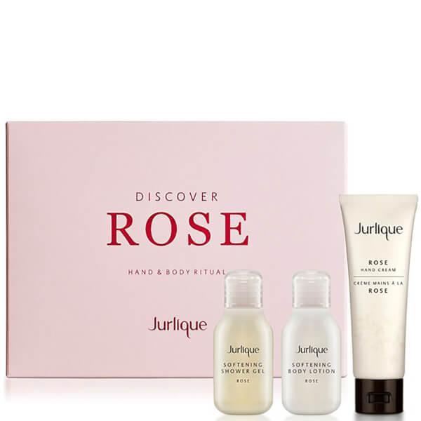 Jurlique Rose Body Care Discovery Set