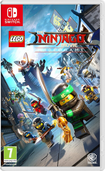 LEGO The Ninjago Movie: Videogame Nintendo Switch | Zavvi