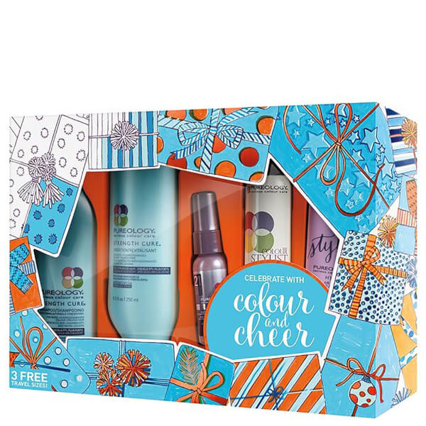 Pureology Strength Cure Holiday Gift Set (Worth $85.00)