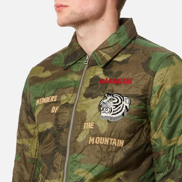 Maharishi mens maha world tour jacket woodland free uk maharishi mens maha world tour jacket woodland image 4 gumiabroncs Image collections