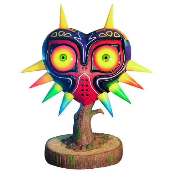 The Legend of Zelda: Majora's Mask Figurine - Exclusive Edition