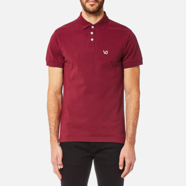 Red Versace Polo