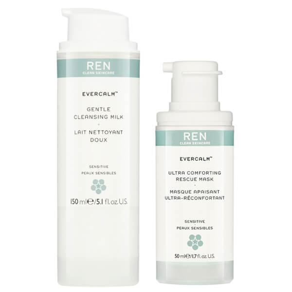 REN Exclusive Summer Skin Recovery Duo