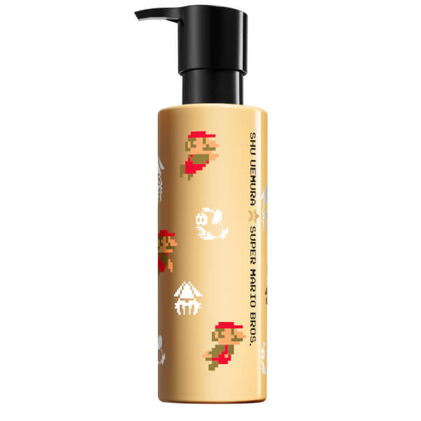 Shu Uemura Art of Hair Super Mario Bros. Cleansing Oil Conditioner 8.5oz