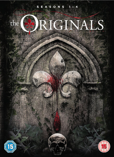 The Originals - Season 1-4