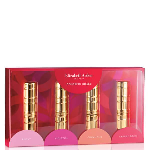 Elizabeth Arden Ceramide Lipstick Set (Worth £88.00)
