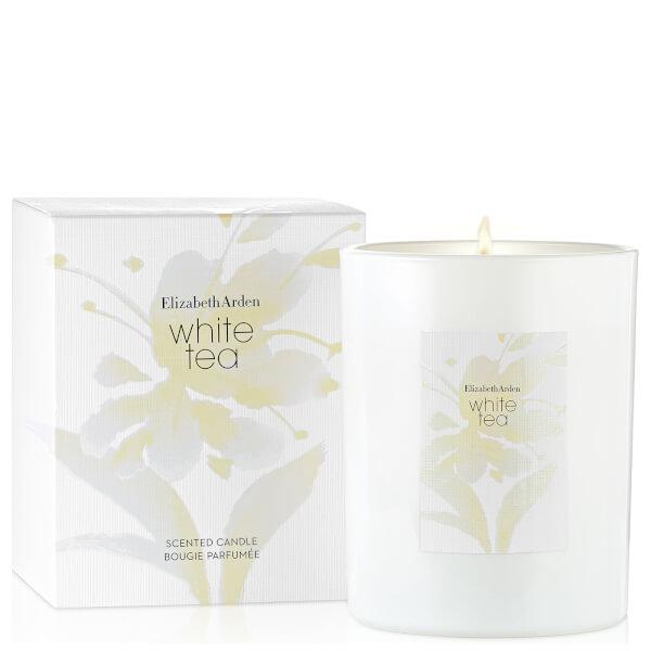 Elizabeth Arden White Tea Candle Set
