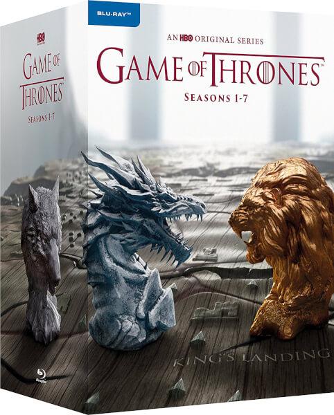 amazon game of thrones dvd
