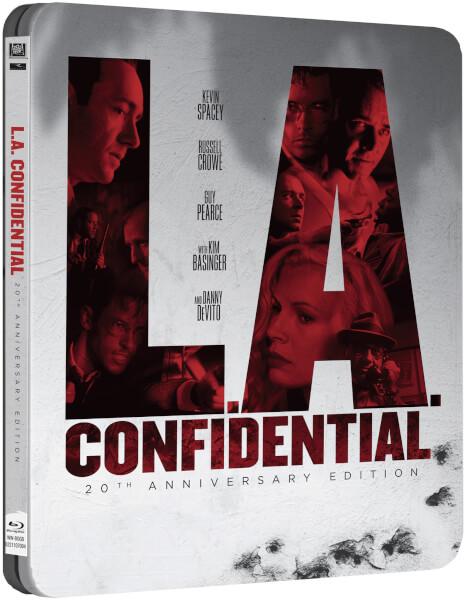 L.A. Confidential - Zavvi Exclusive Limited Edition Steelbook