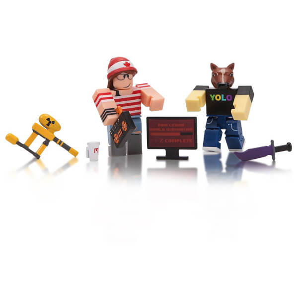 ROBLOX Mad Studio Game Figure Pack