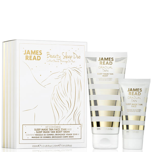 ac923b7670ab James Read Tan Beauty Sleep Duo