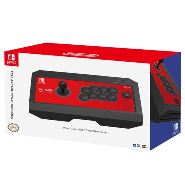 Nintendo Switch Arcade Stick Pro.V Hayabusa