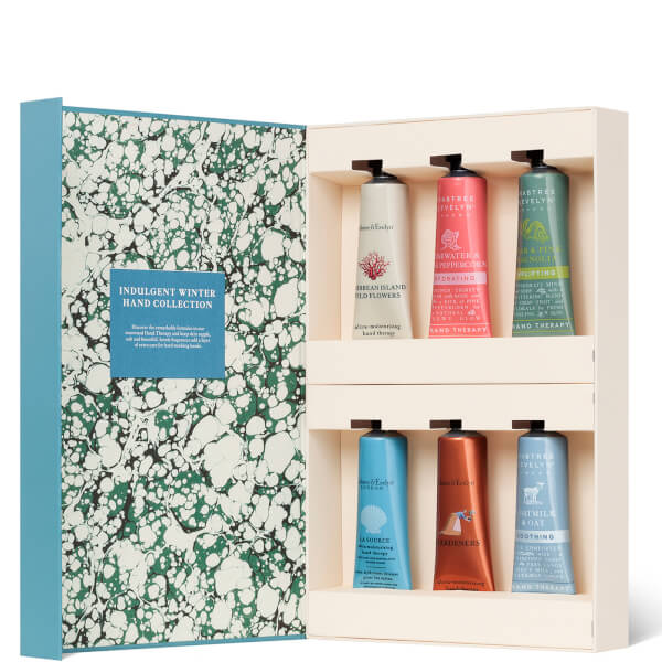 Crabtree & Evelyn Indulgent Winter Hand Collection - 6x25g