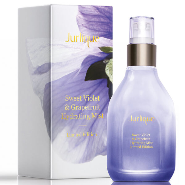Jurlique Sweet Violet and Grapefruit Hydrating Mist 100ml
