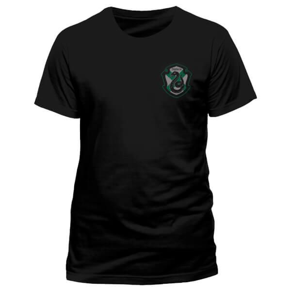 Harry Potter Men's House Slytherin T-Shirt - Black
