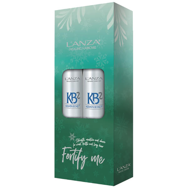 L'Anza KB2 Fortify Me Duo Box