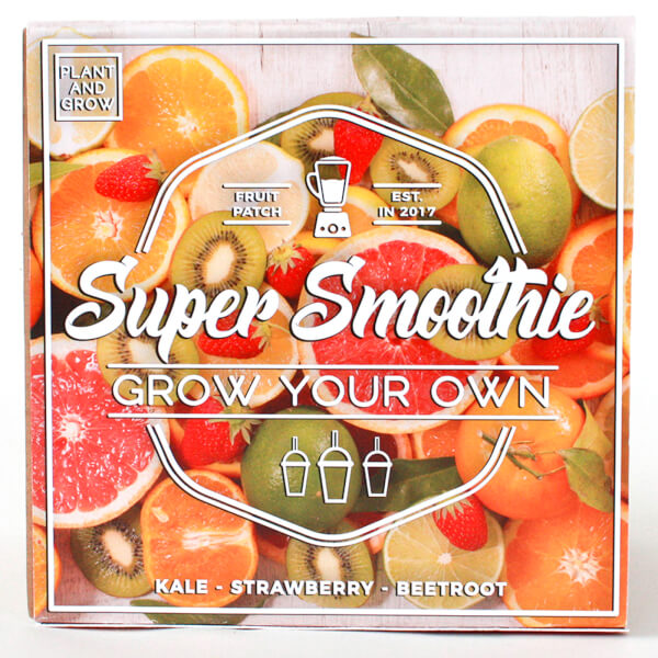 Grow Your Own Super Smoothie